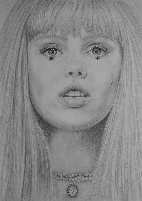 Frida Gustavsson por Gigi
